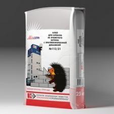 Клей для блоков из ячеистого бетона с противоморозной добавкой № 113/21
