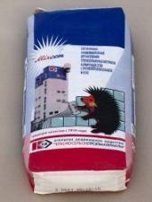 Состав клеевой полимерминеральный для наклеивания теплоизоляционных материалов и армирующей сетки с противоморозной добавкой № 513/42