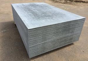 Шифер плоский непрессованый 3000х1500х8мм (РФ)